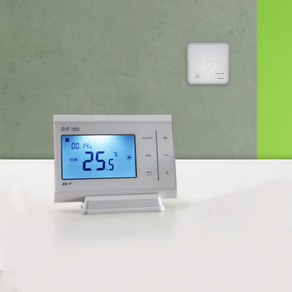 BVF 23-FX RF room thermostat