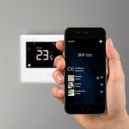 BVF Heato8 WiFi ready thermostat mobile app control