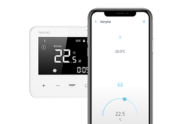 BVF Heato9 wifi ready thermostat